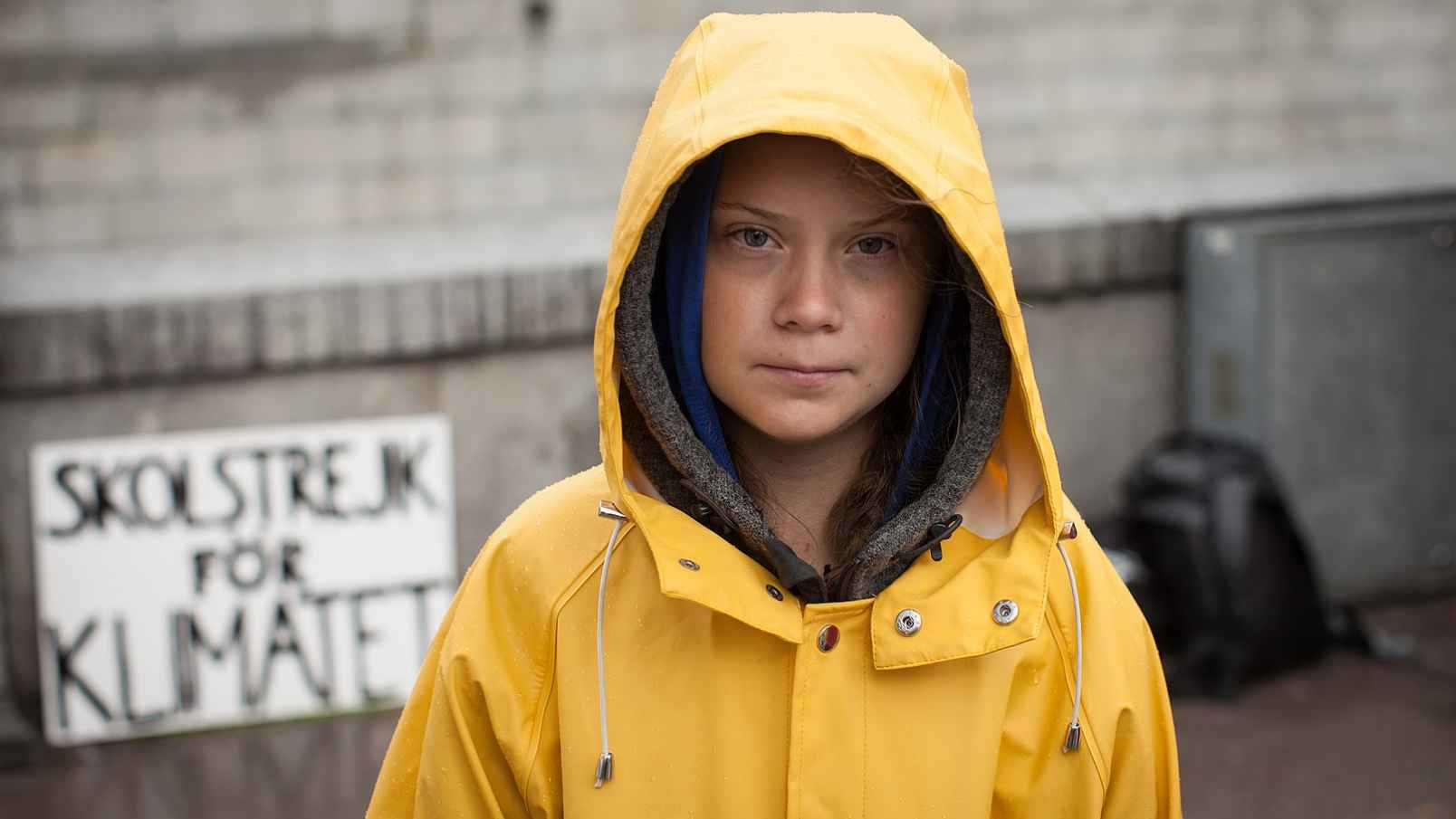 An Open Letter to Greta Thunberg - Frontpagemag