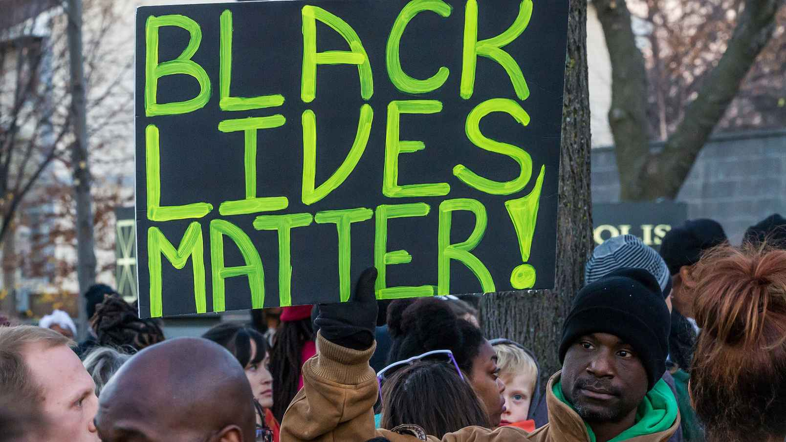 Black Lives Matter at School - Frontpagemag