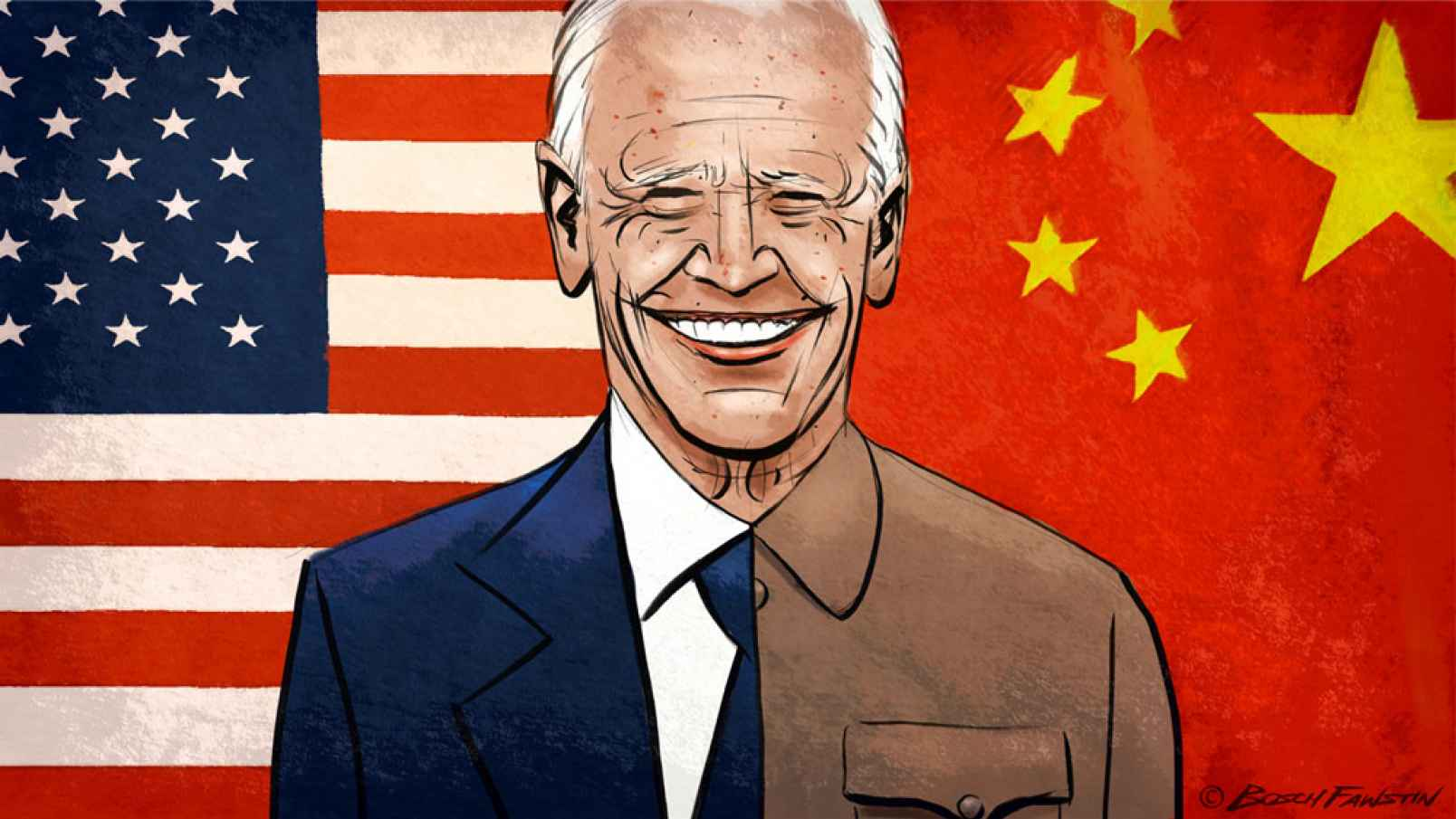Biden Sold Out America to China While Working for Hollywood | Frontpage Mag