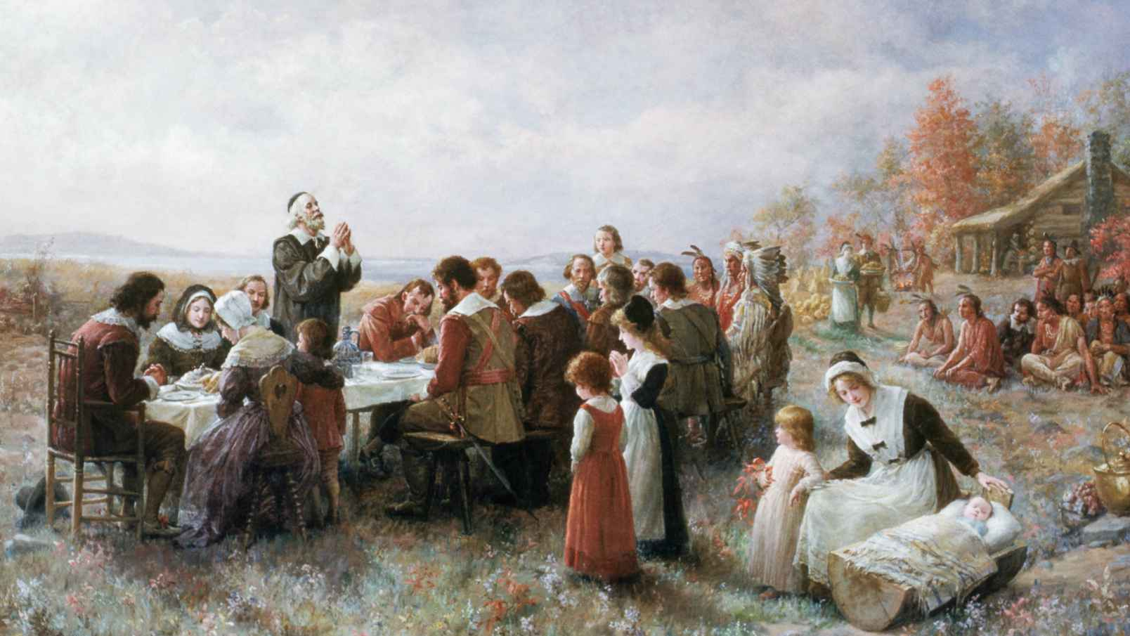 A Time to Give Thanks – Frontpagemag