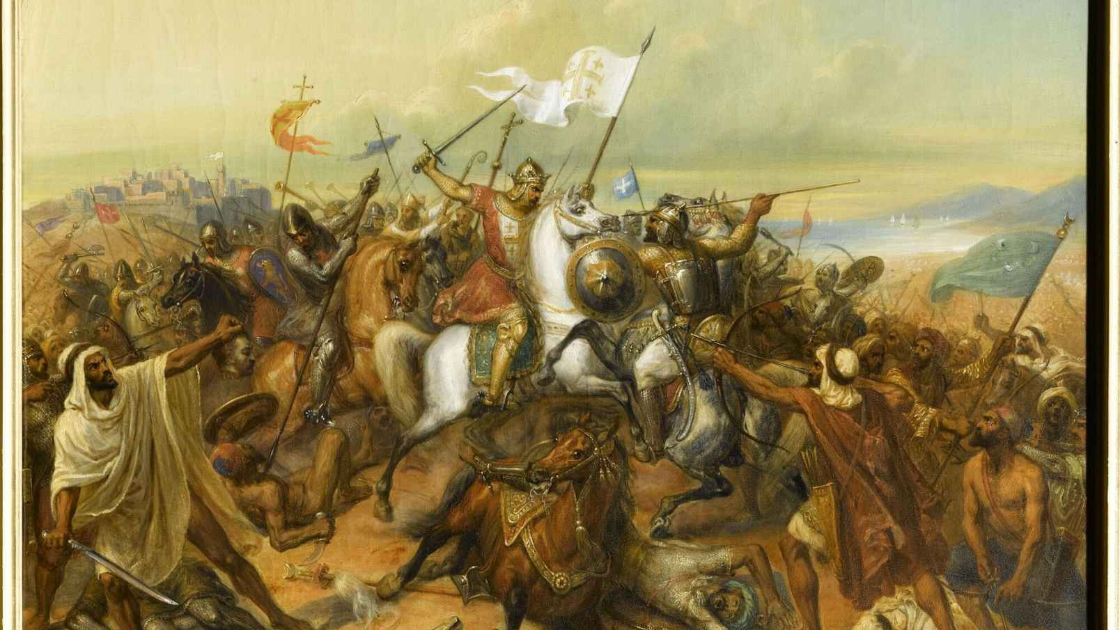 When 2,000 Knights Defeated 20,000 Muslims – Frontpagemag