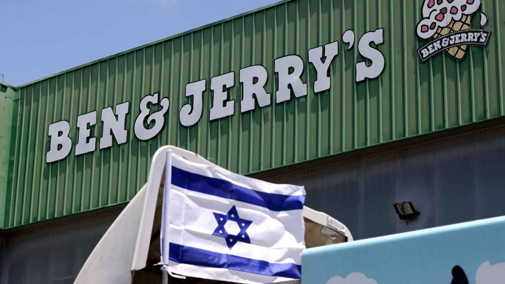 AZ, NJ Become First States to Divest from Ben & Jerry's - Frontpagemag